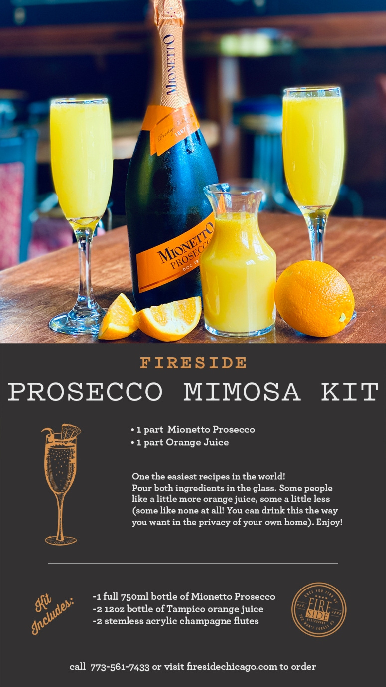 mimosa to go